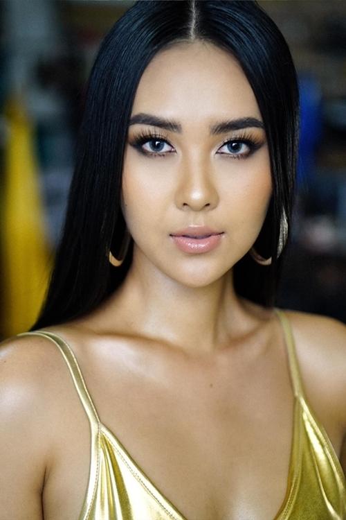 Trần Thị Kim Vàng từng tham gia Hoa hậu Hoàn vũ Việt Nam nhưng không đạt thành tích cao. Quay trở lại với mùa thi năm nay, cô mang đến câu chuyện truyền cảm hứng.
