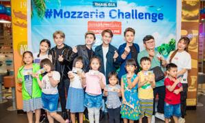Giới trẻ Hà Nôị, Sài Gòn 'quẩy' theo điệu nhạc Mozzaria