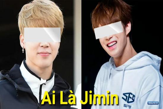 Nhanh mắt phân biệt thành viên BTS - 6