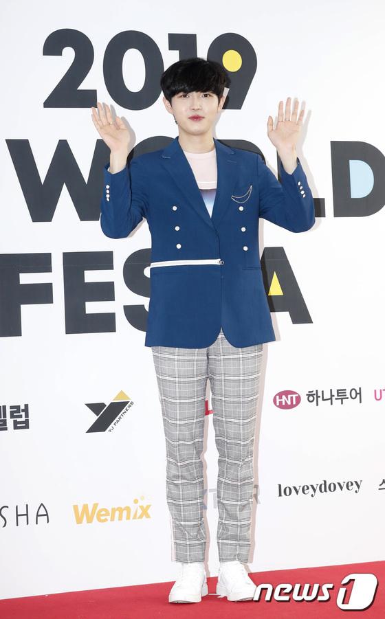 Thảm đỏ K-World Festa 2019 - 12
