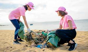 Sa Lim, Trang Lou đi nhặt rác cùng các beauty blogger