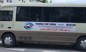 Nhiều trường học tại Hà Nội tự thêm mác 'quốc tế' vào tên gọi