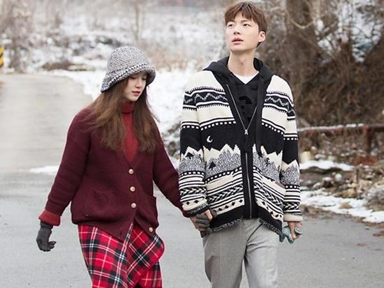 Goo Hye Sun và Ahn Jae Hyun từng rất hạnh phúc.