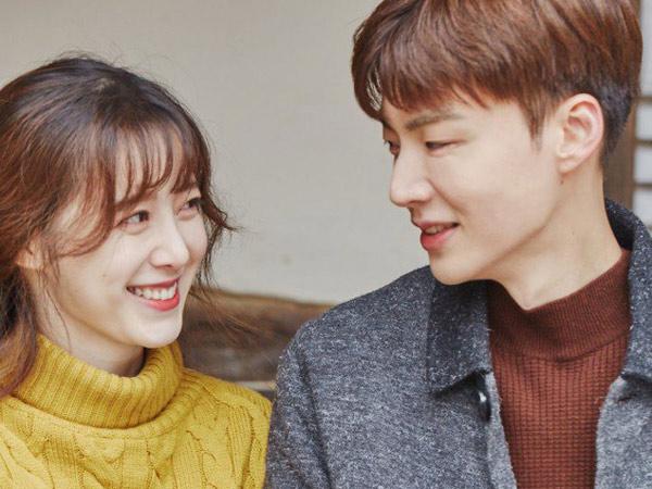 Cuộc hôn nhân của Goo Hye Sun và Ahn Jae Hyun được khán giả Hàn ngưỡng mộ vì hai vợ chồng luôn xuất hiện tình tứ bên nhau.
