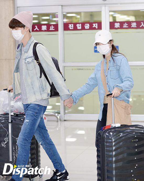 Trong 3 năm kết hôn, Ahn Jae Hyun và Goo Hye Sun luôn quấn quýt bên nhau khiến khán giả ngưỡng mộ.