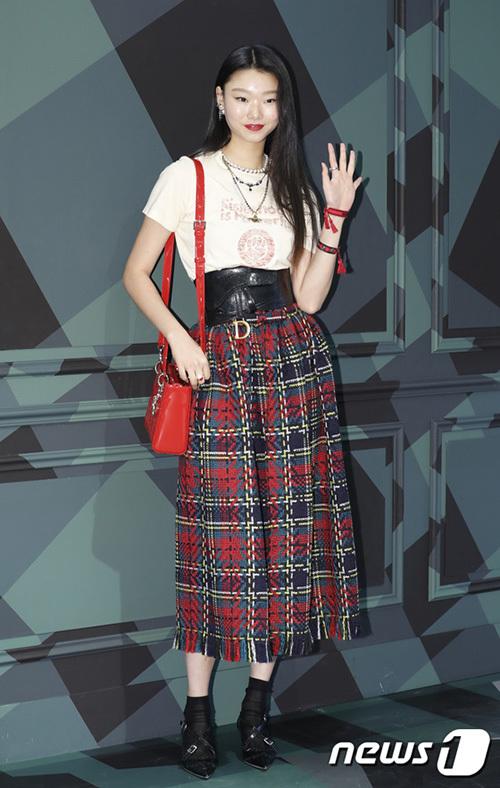 Người mẫu Bae Yoon Young.