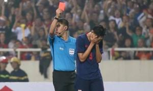 Cầu thủ đấm Đình Trọng được Thái Lan triệu tập cho vòng loại World Cup 2022