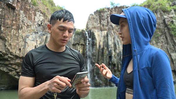 Lê Xuân Tiền cùng đội với Đỗ Mỹ Linh.