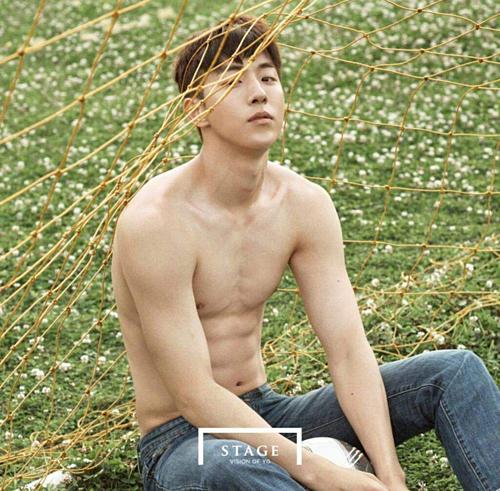 Nhờ lợi thế là một người mẫu, số đo hình thể của nam diễn viên Nam Joo Hyuk rất đáng ngưỡng mộ.