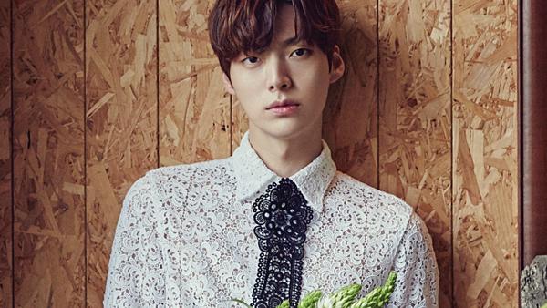 Người mẫu - diễn viên Ahn Jae Hyun.
