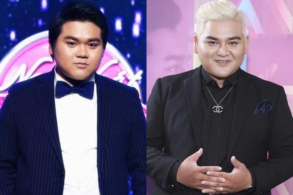 Gương mặt của Ôn Vĩnh Quang trước và sau khi dao kéo.