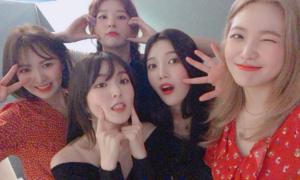 Instagram sao Hàn 22/8