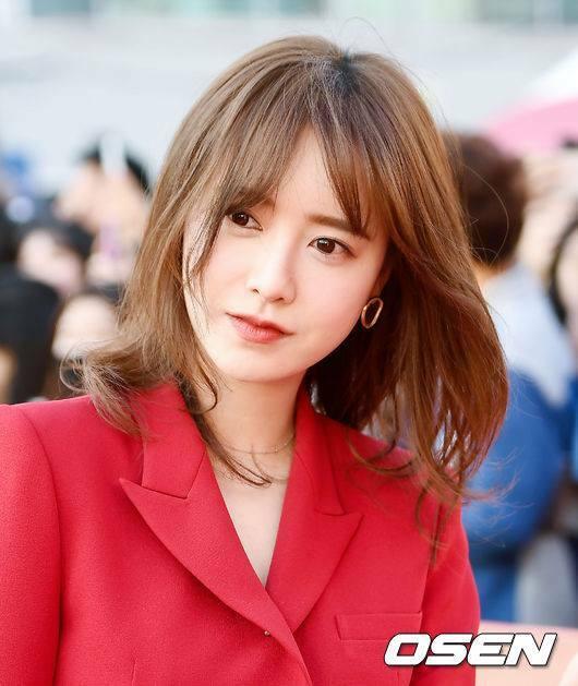 Goo Hye Sun bị ảnh hưởng tâm lý nặng nề.