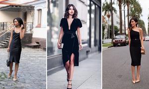 Cách chọn chiếc váy đen 'must-have' phù hợp