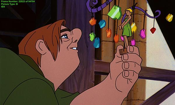 Quasimodo 20 tuổi!