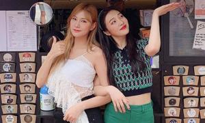 Instagram sao Hàn 24/8