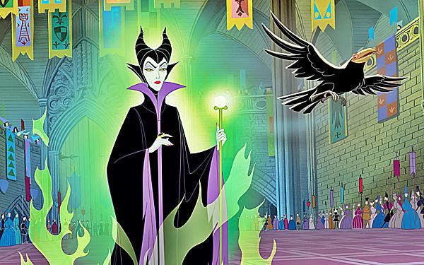 Maleficent 46 tuổi!
