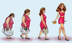 9 sai lầm về dinh dưỡng khiến chúng ta béo lên