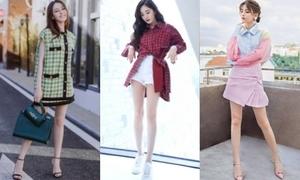 9 mỹ nhân xứ Trung sở hữu đôi chân cực phẩm