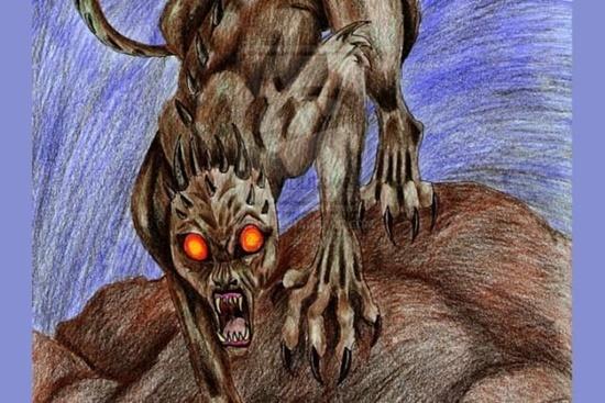 Bạn có biết tên của những sinh vật thần thoại này? (3) - 1
