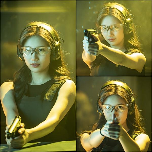 Tạo hình của Suzy trong phim.