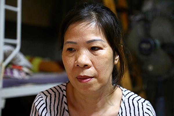 Bà Nguyễn Bích Quy.