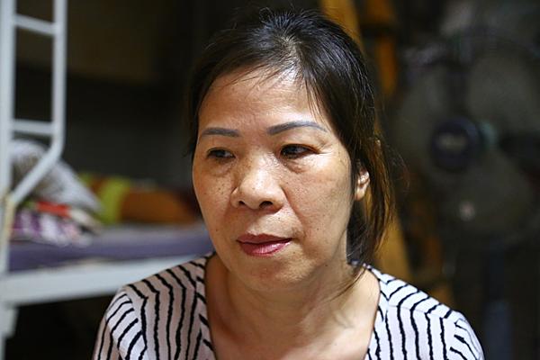 Bà Nguyễn Bích Quy. Ảnh: Phạm Dự.
