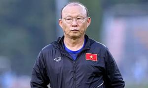 HLV Park Hang-seo lý giải tranh cãi triệu tập cầu thủ