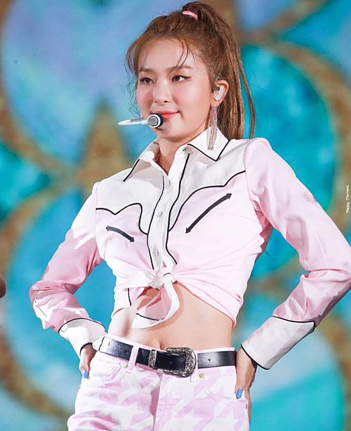 Vị trí tiếp theo thuộc về Seul Gi (Red Velvet): 8,29%.