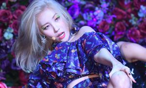 Sun Mi khoe vũ đạo 'Lalalay' hút triệu view chỉ trong một ngày