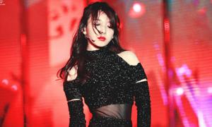 6 kiểu trang phục giúp Na Yeon khoe khéo đường cong