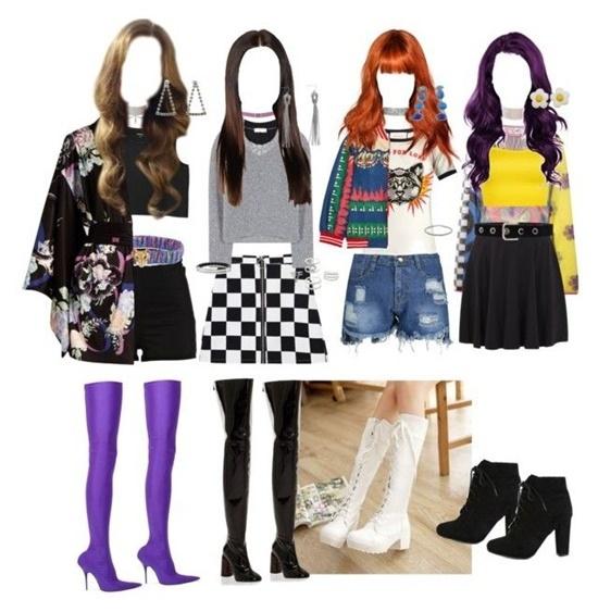 Đây là trang phục trong MV nào của Black Pink?