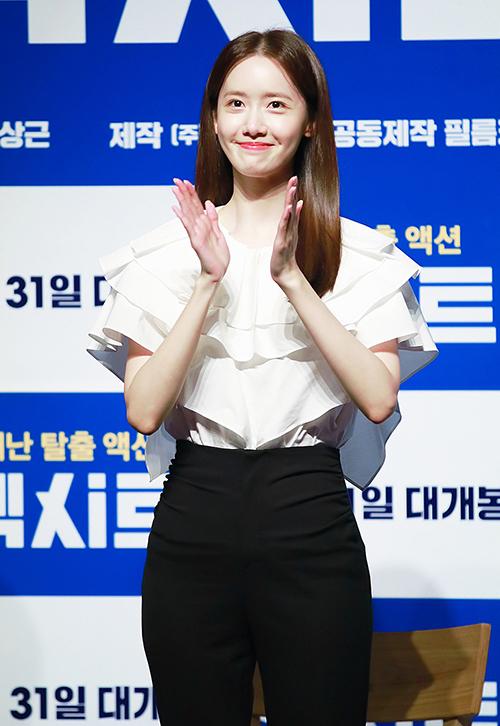 3 kiểu đồ yêu thích giúp Yoona hack tuổi - 4