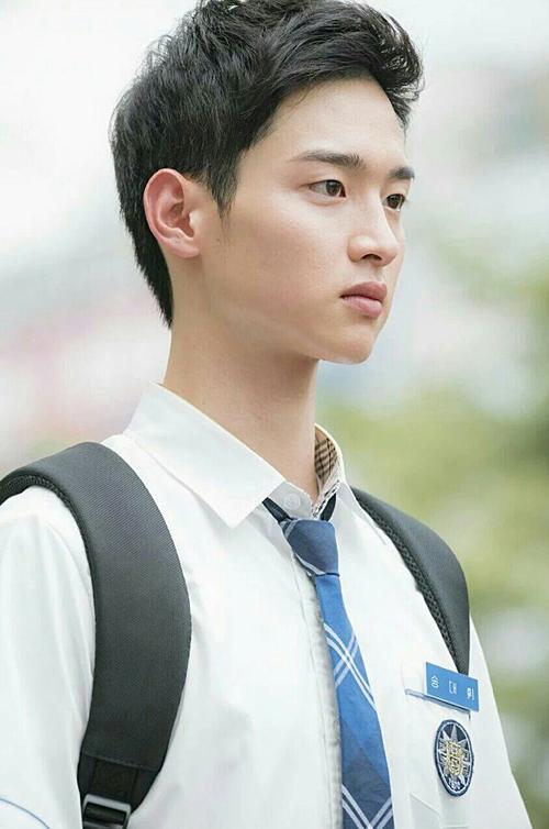 Jang Dong Yoon đóng nam thứ Song Dae Whee trong School 2017.