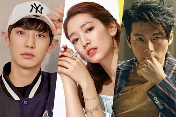 Chan Yeol là nam thứ của phim, bên cạnhPark Shin Hye và Hyun Bin.