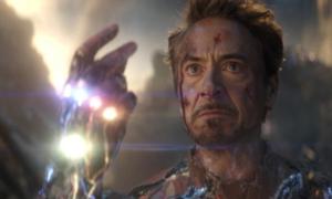 Iron Man được xây tượng đài ở Italy