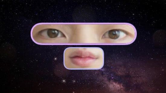 Cặp mắt, đôi môi này là của idol Hàn nào? - 3