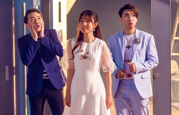 Huy Cung mang đề tài friendzone vào MV đầu tay.