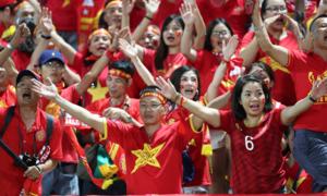 Fox Sports ca ngợi tinh thần thể thao của CĐV Việt Nam