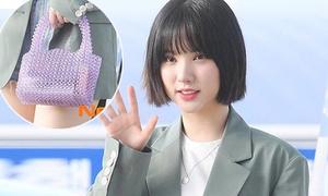 Sao Hàn mê mốt túi đính cườm năm 2000