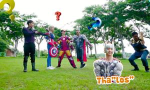 Các siêu anh hùng Avengers 'lầy lội' kiểu Monstar
