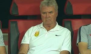 HLV Guus Hiddink cau có khi Tiến Linh lập cú đúp
