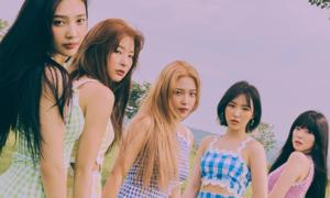 Red Velvet dẫn đầu BXH thương hiệu girlgroup tháng 9