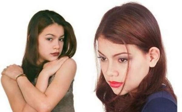 Hồ Ngọc Hà vào showbiz năm 2001với vai trò người mẫu. Cô sở hữu khuôn mặt lai Tây.