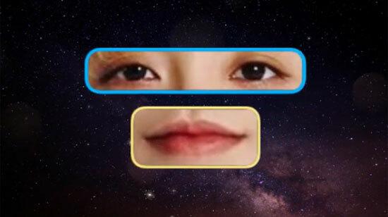 Cặp mắt, đôi môi này là của idol Hàn nào? (2) - 8