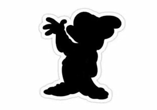 Nhìn bóng đoán nhân vật Disney - 5
