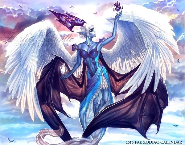 Tạo hình của Thiên Bình có nét na ná cô nàng da xanh Mystique trong series đình đám X-men.