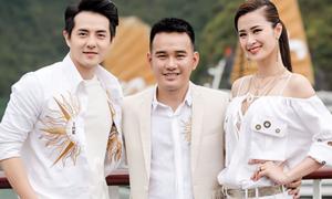 NTK Lê Thanh Hòa trình diễn BST Thu Đông ở Sa Pa