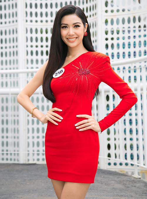 Sau thời gian dài suy nghĩ, được nhiều khán giả động viên, Phạm Hồng Thúy Vân quyết định đăng ký tham dự Hoa hậu Hoàn vũ Việt Nam 2019. Tại vòng sơ khảo phía Nam, cô là thí sinh được săn đón nhiều hơn cả.