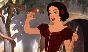 Diện mạo các công chúa Disney khi đổi màu da